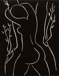 pasiphae hugging olive tree - matisse 2